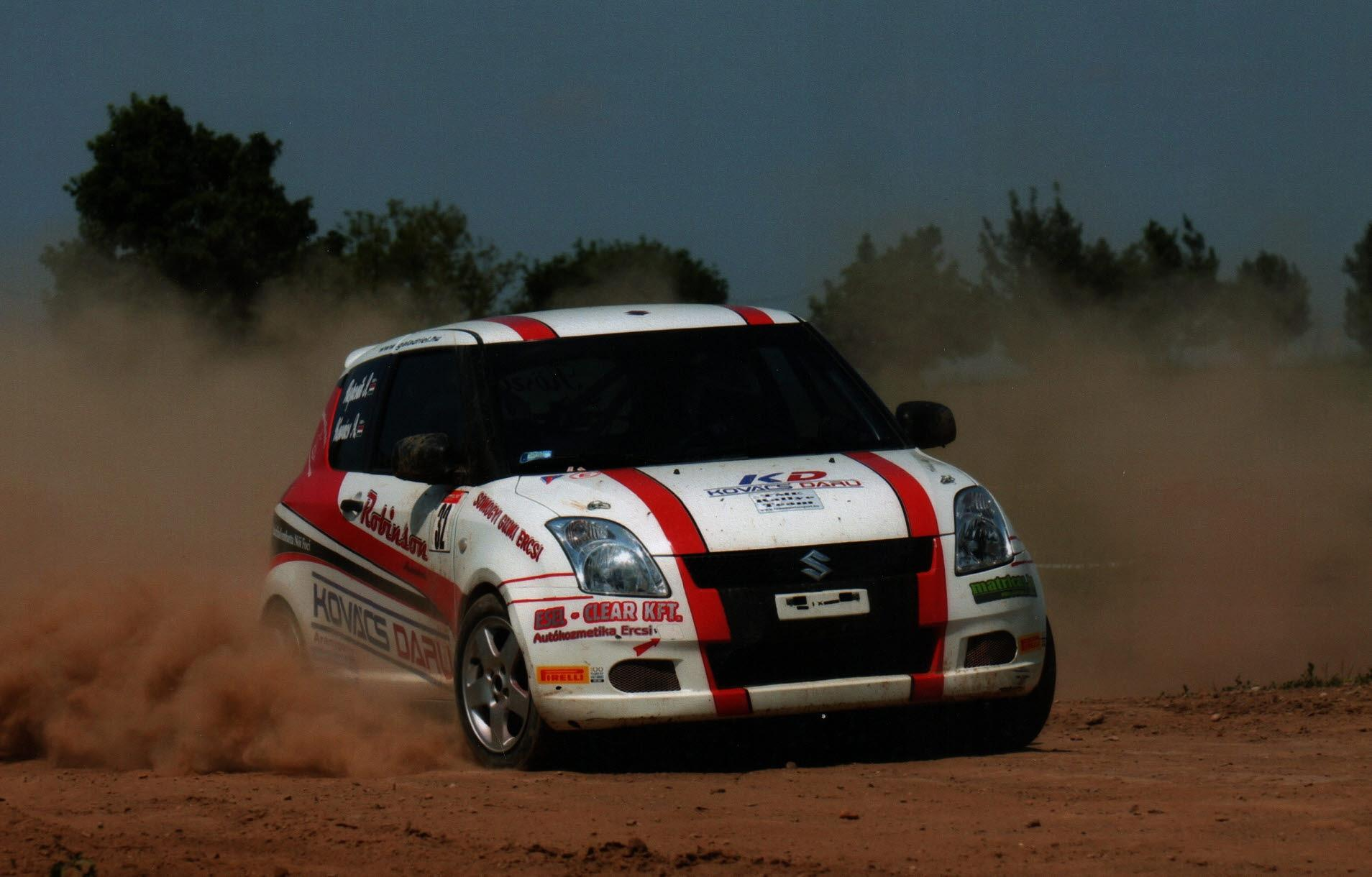 Suzuki Swift Rally Car For Sale