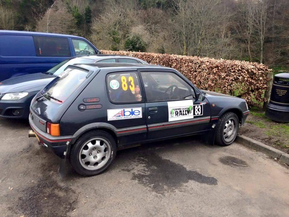 Enchanting Peugeot 205 Rally Car For Sale Gift - Classic Cars Ideas ...